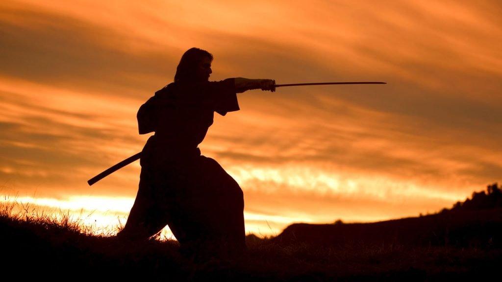 La vespa samurai alla fiera dell'est