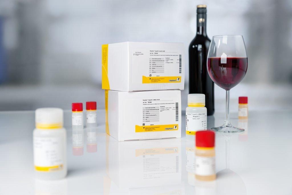 Il controllo analitico nella filiera vitivinicola