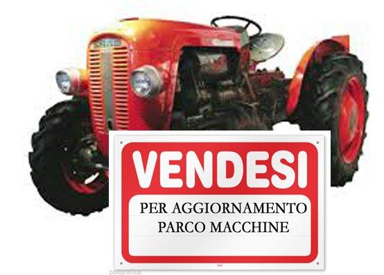 Contributi fino al 50% per l'acquisto di nuovi trattori