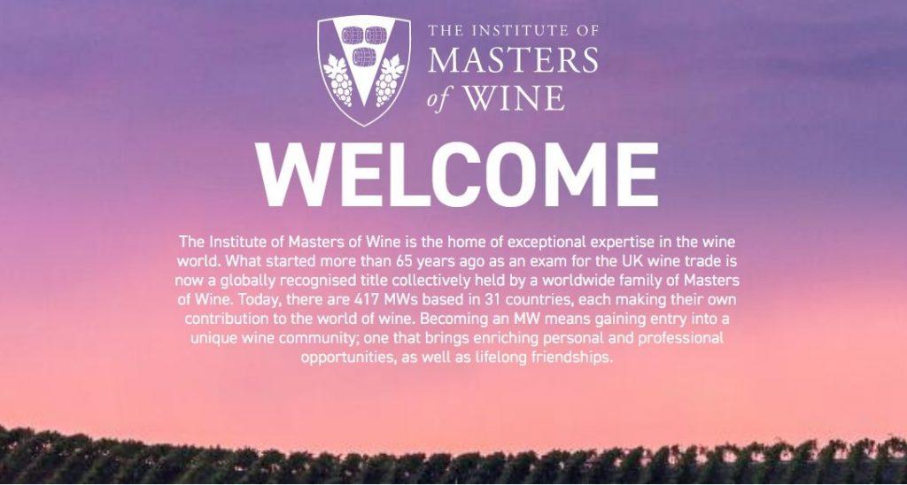 """E' di Montalcino il primo """"Master of Wine"""" italiano"""