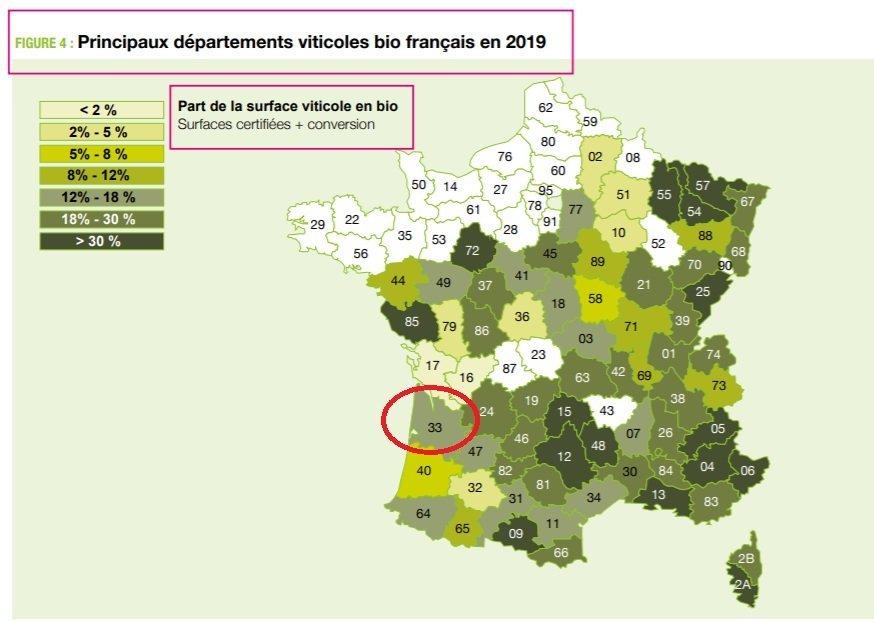 Anche Bordeaux si converte al biologico?